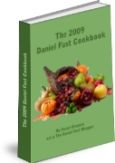 The Daniel Fast Cookbook - Version II